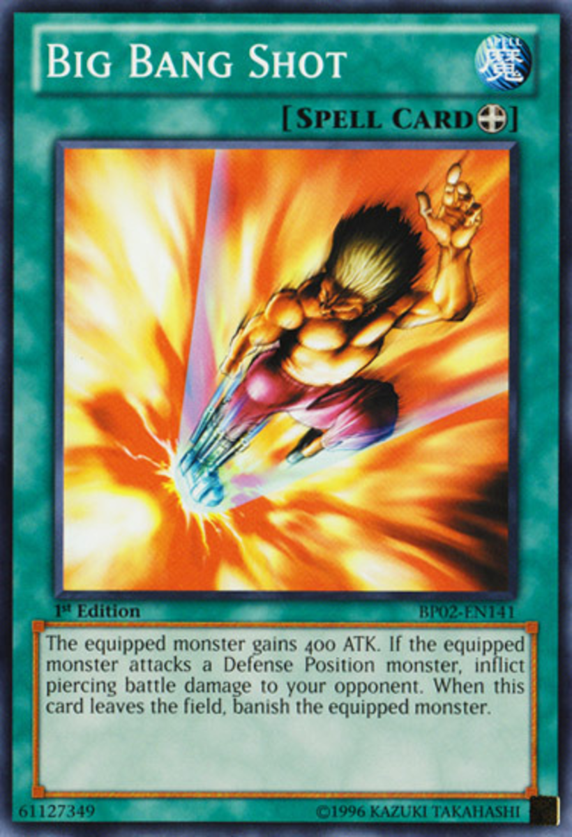 Top 10 Equip Spells to Boost ATK in Yu-Gi-Oh