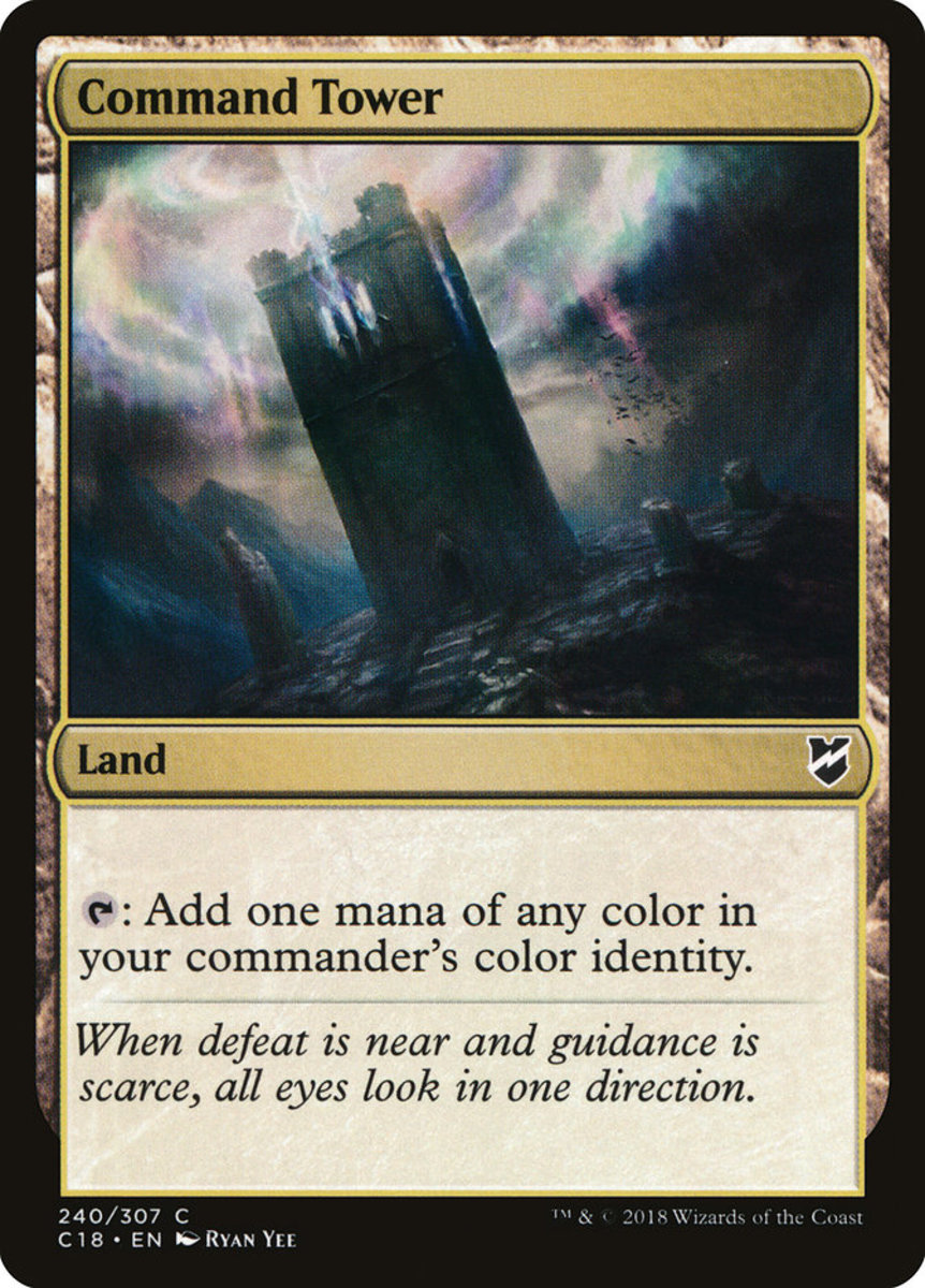 Command Tower