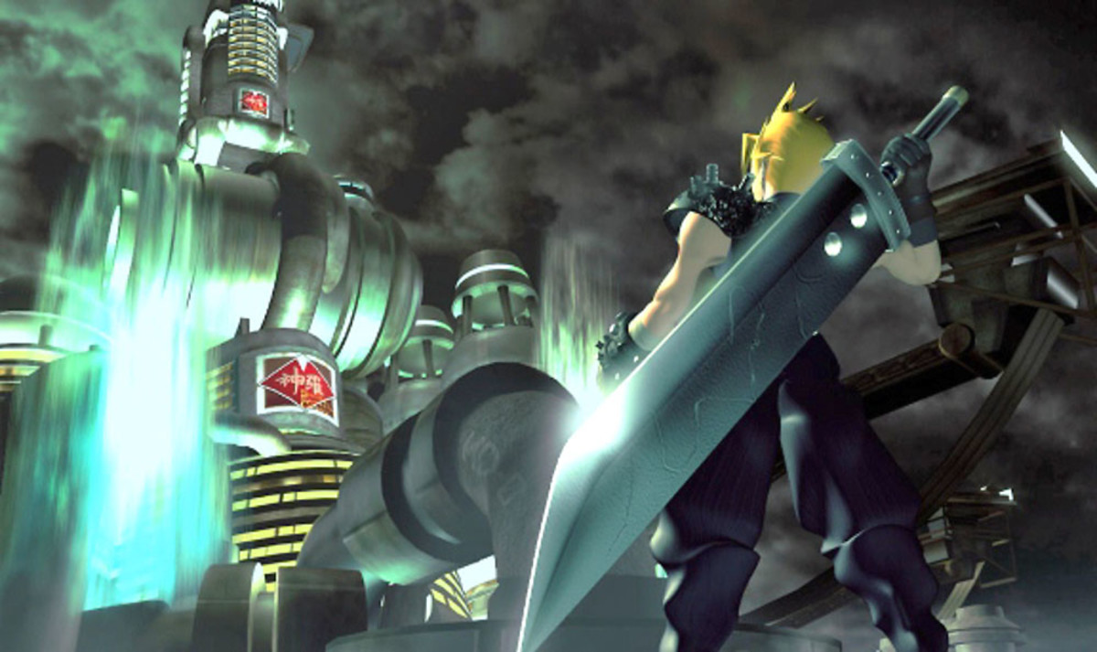 Humongous, outrageous broadswords are nowadays the staple of Japanese video games and Anime series.