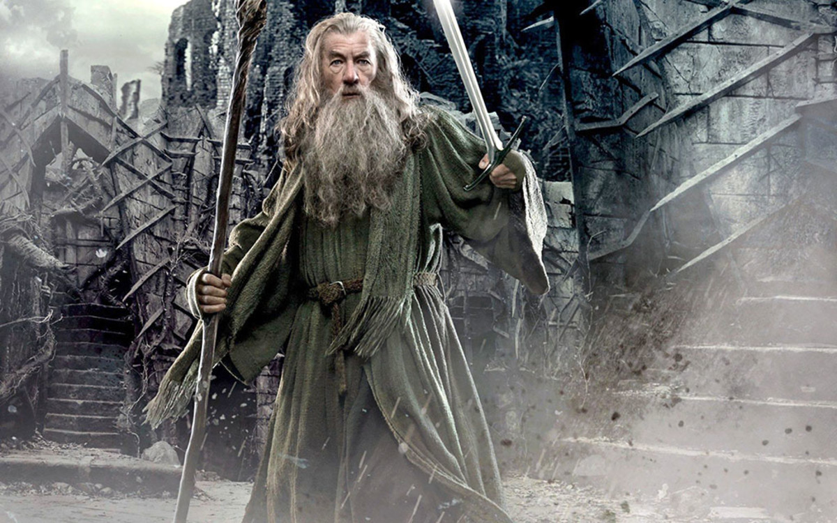 Gandalf the Gray and Glamdring. It is perhaps fair to say no modern fantasy tale is complete without a memorable sword. Or several.