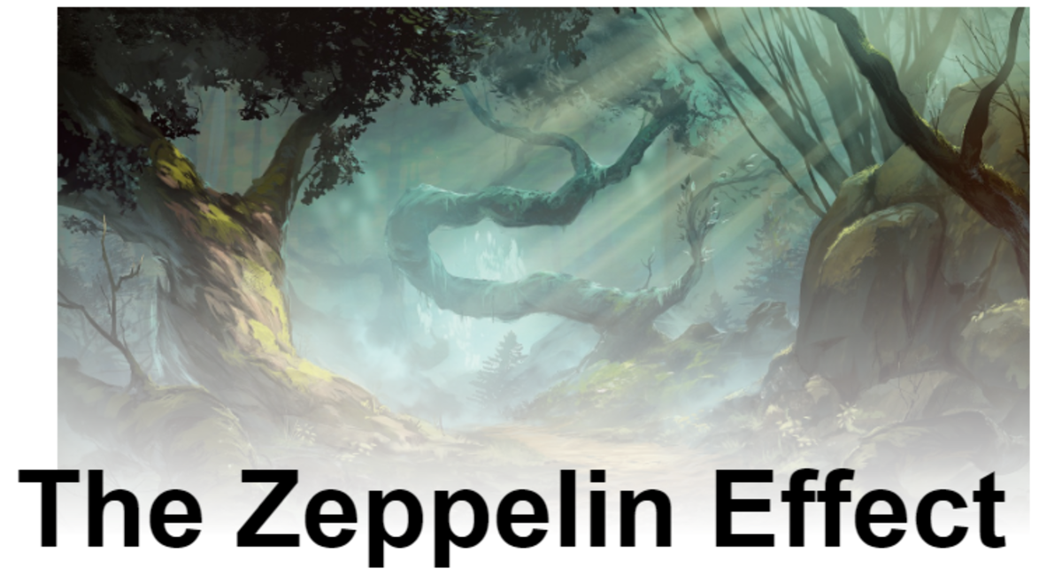 One-Shot D&D Adventure for New DMs & Players: The Zeppelin Effect