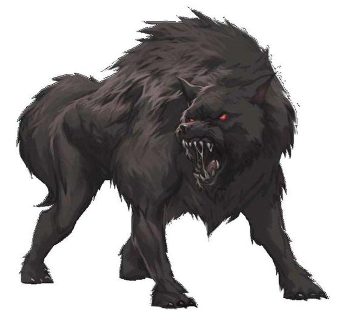 Worg (Dog-wolf)