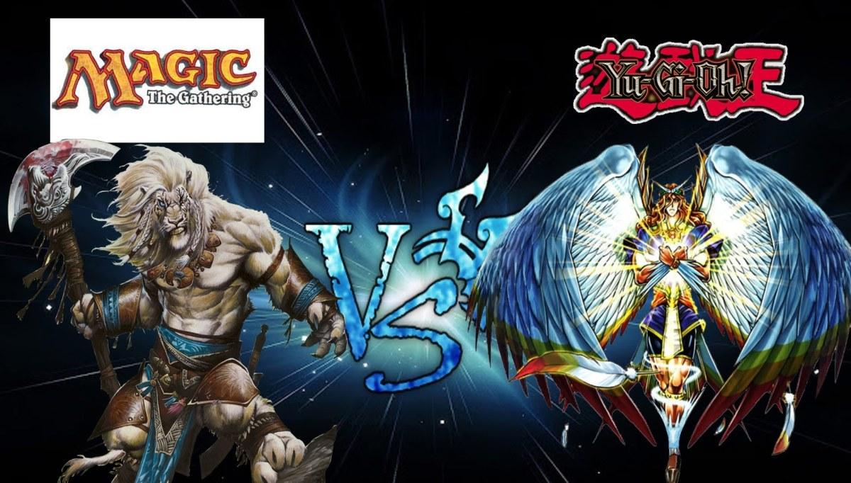 Magic vs Yu-Gi-Oh