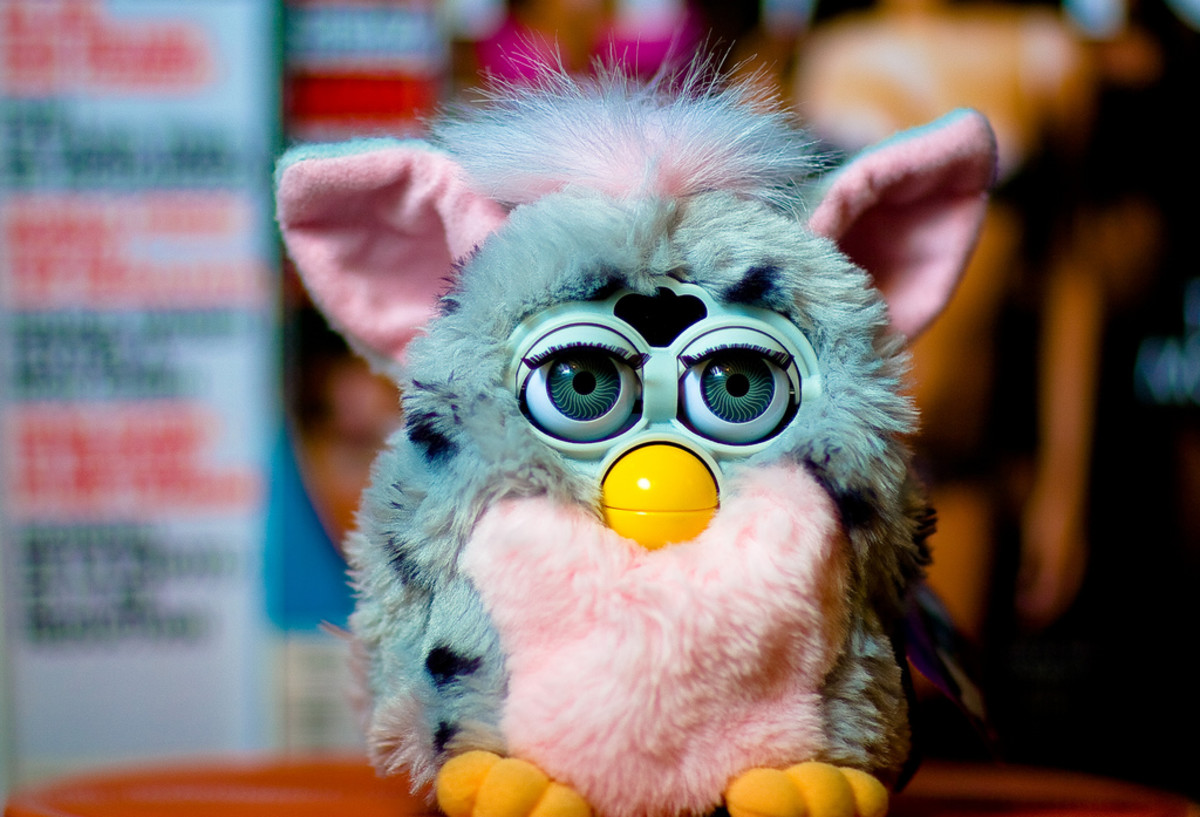 They're tough to come by, but a Kids Cuisine Furby can sell on eBay for around $350 and has auctioned recently for as high as $400.