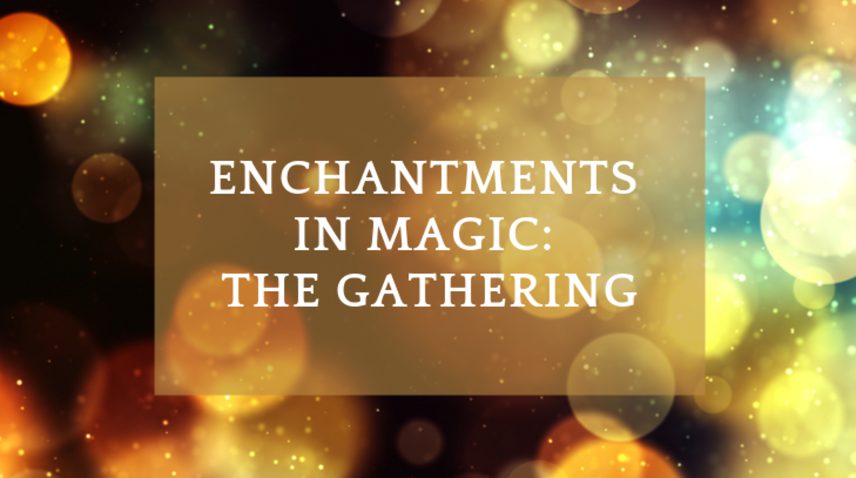 Top 10 Enchantments in Magic: The Gathering