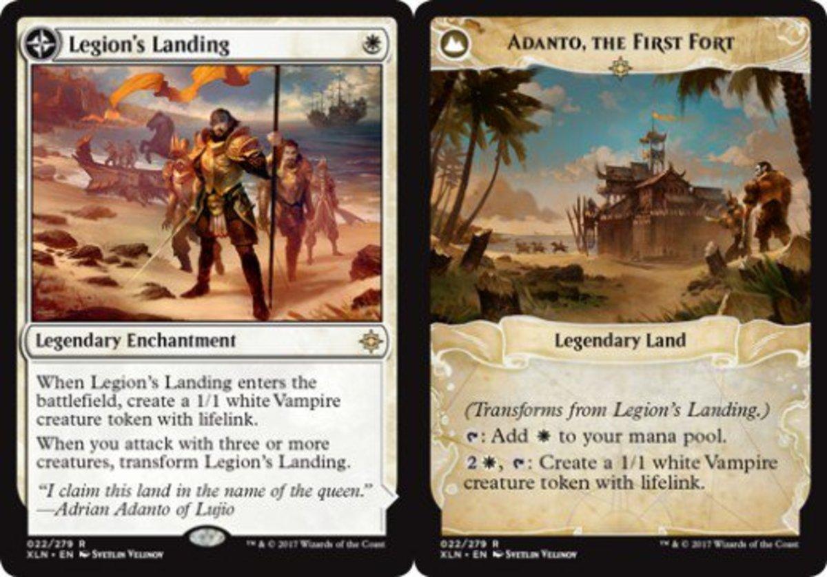 Legion's Landing/Adanto, the First Fort