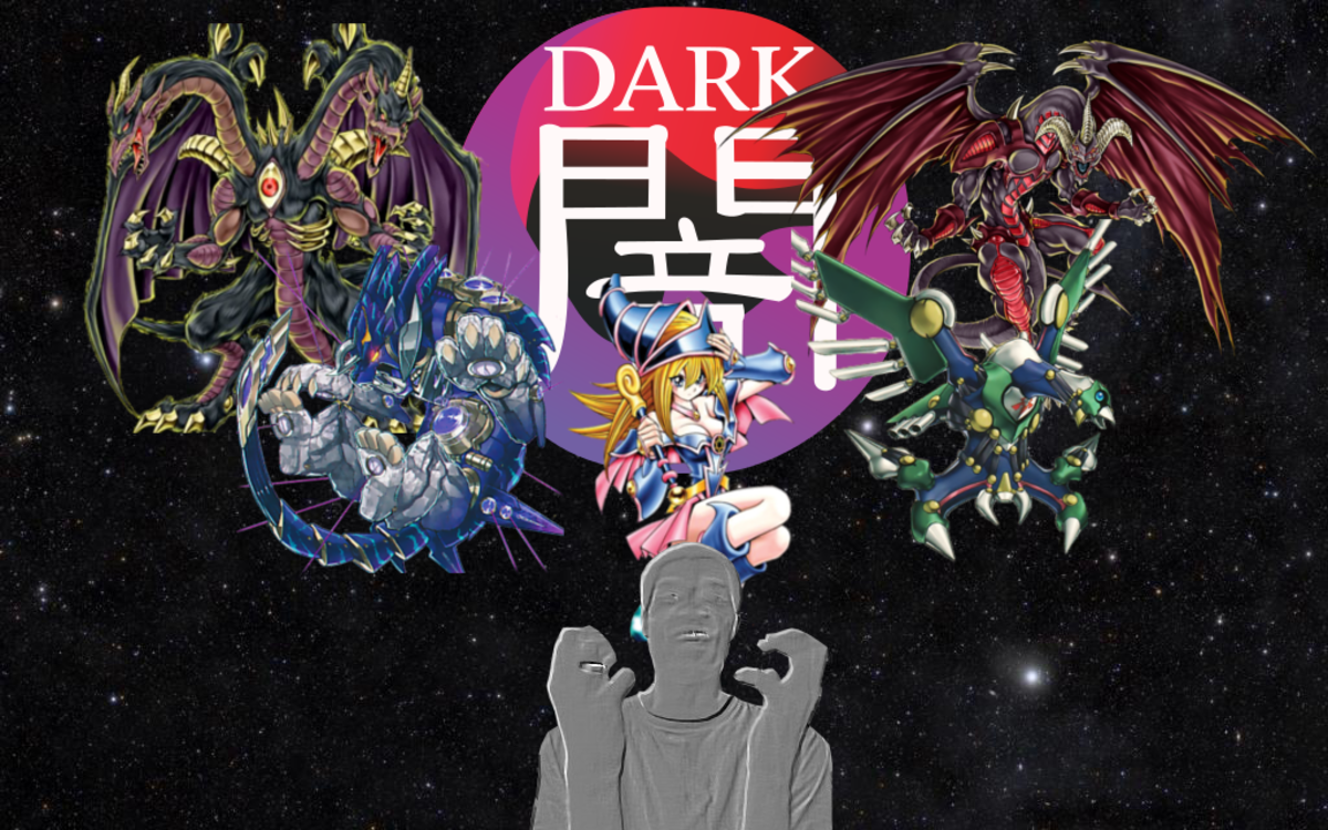 Best Yu-Gi-Oh Dark Decks