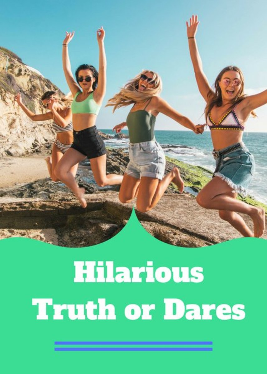 Funny Truth Or Dare Questions For Every Party Hobbylark