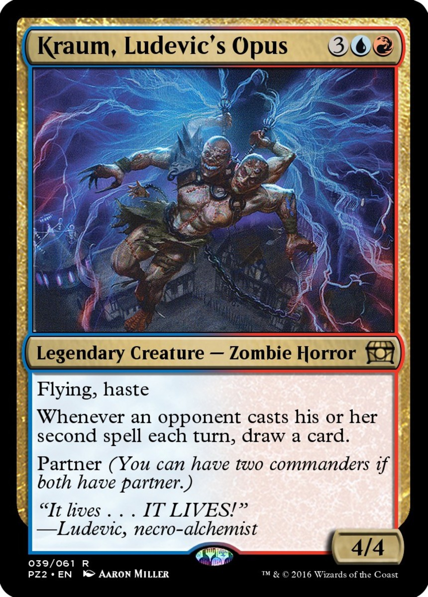 Top 10 Red and Blue Cards in Magic: The Gathering | HobbyLark