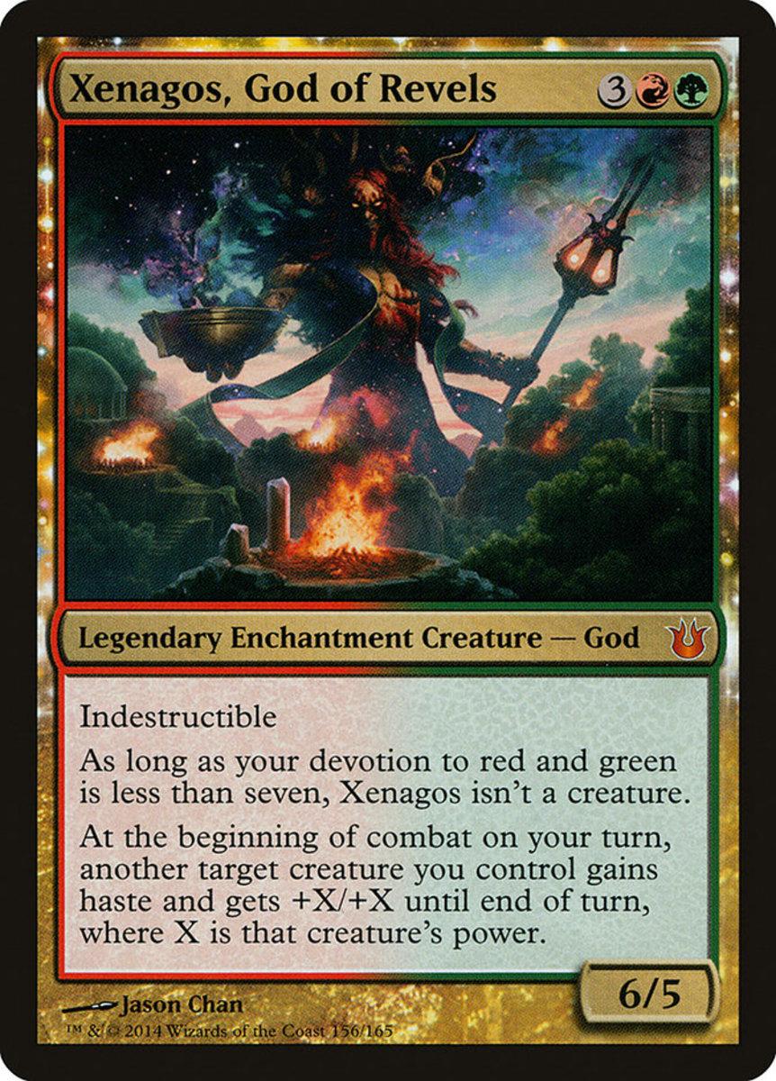 Xenagos, God of Revels mtg