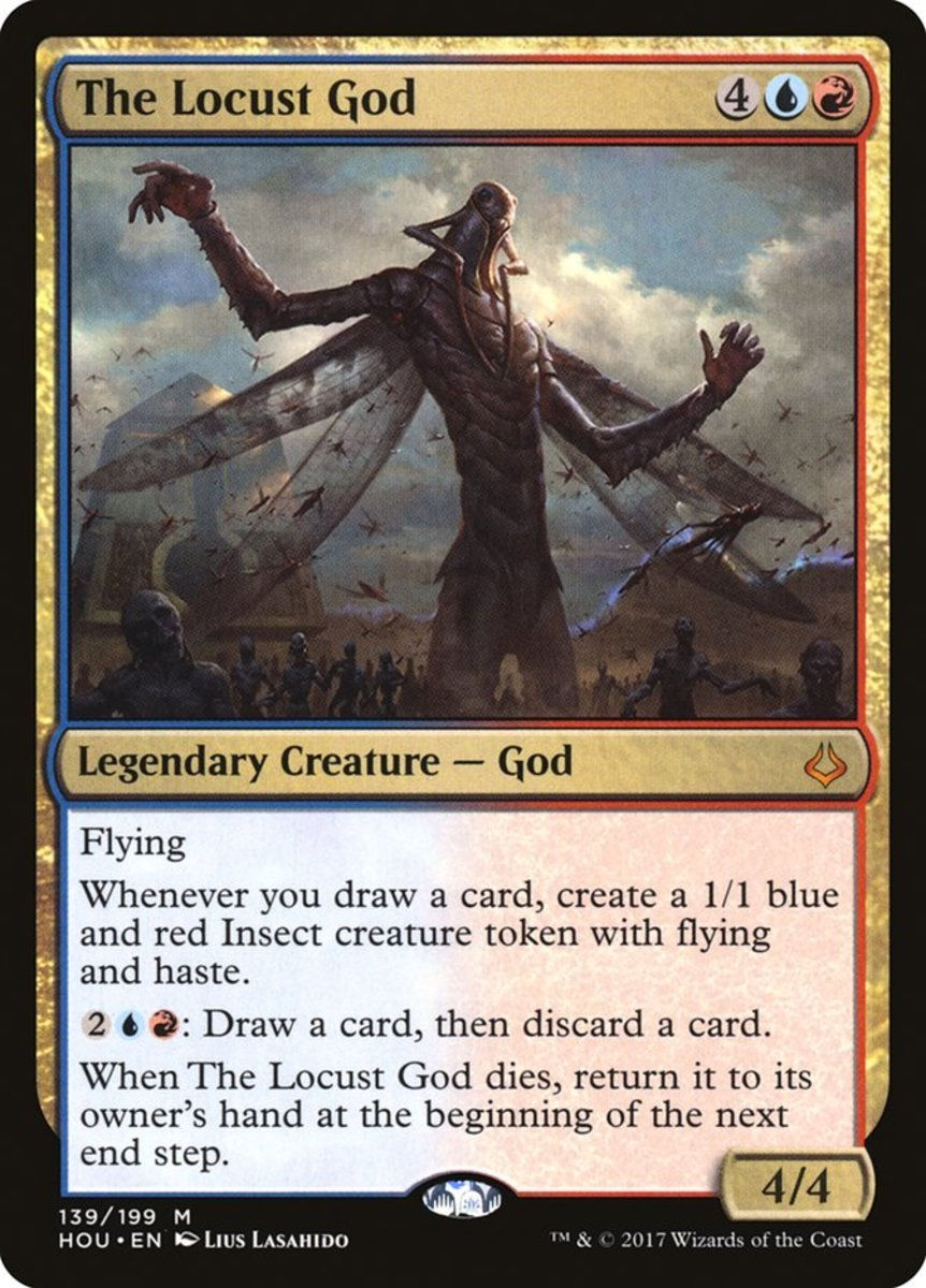The Locust God mtg