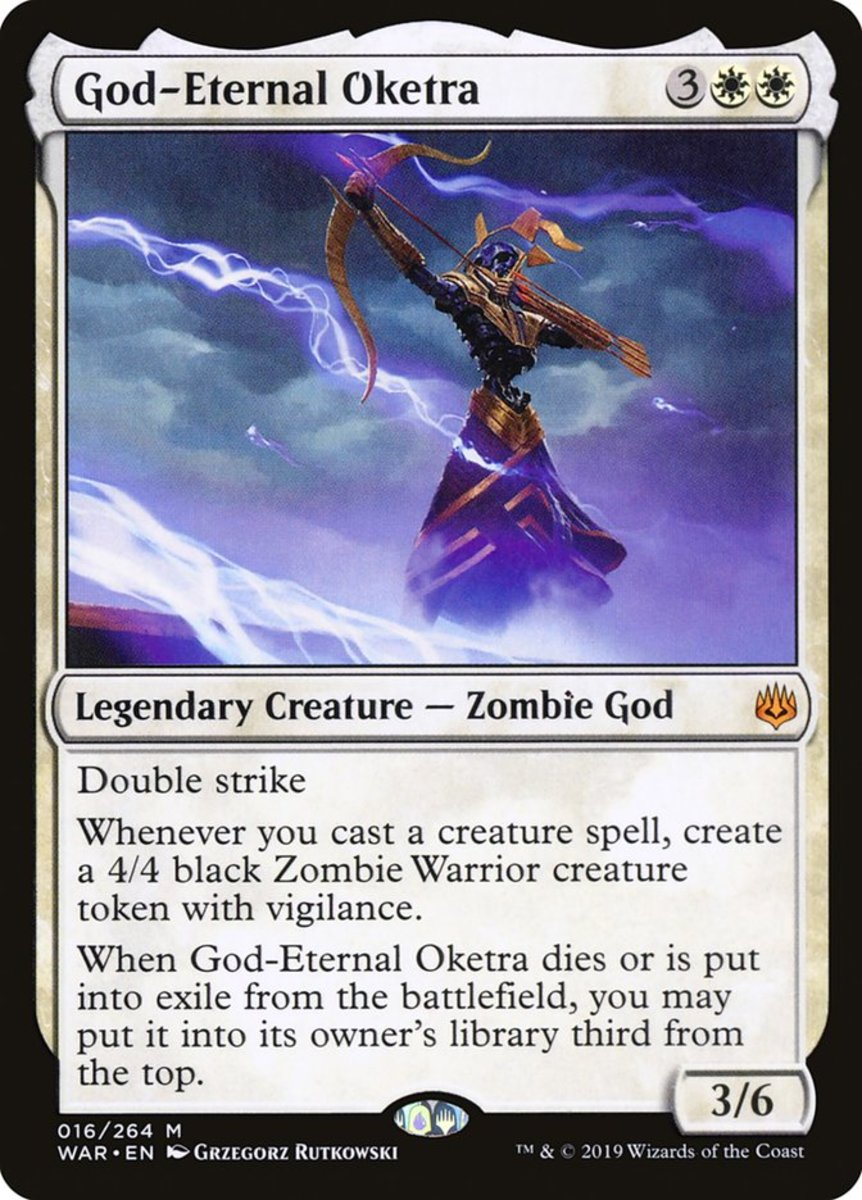 God-Eternal Oketra mtg