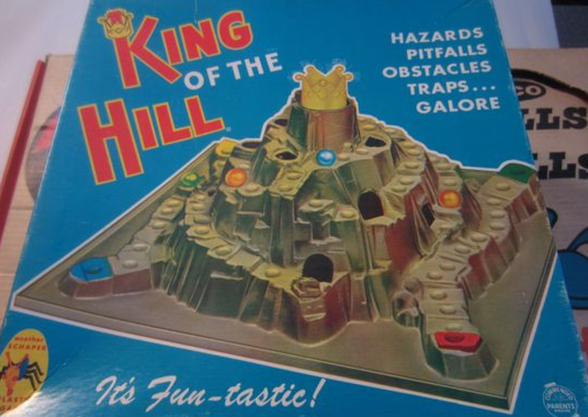 The King of the Hill box.