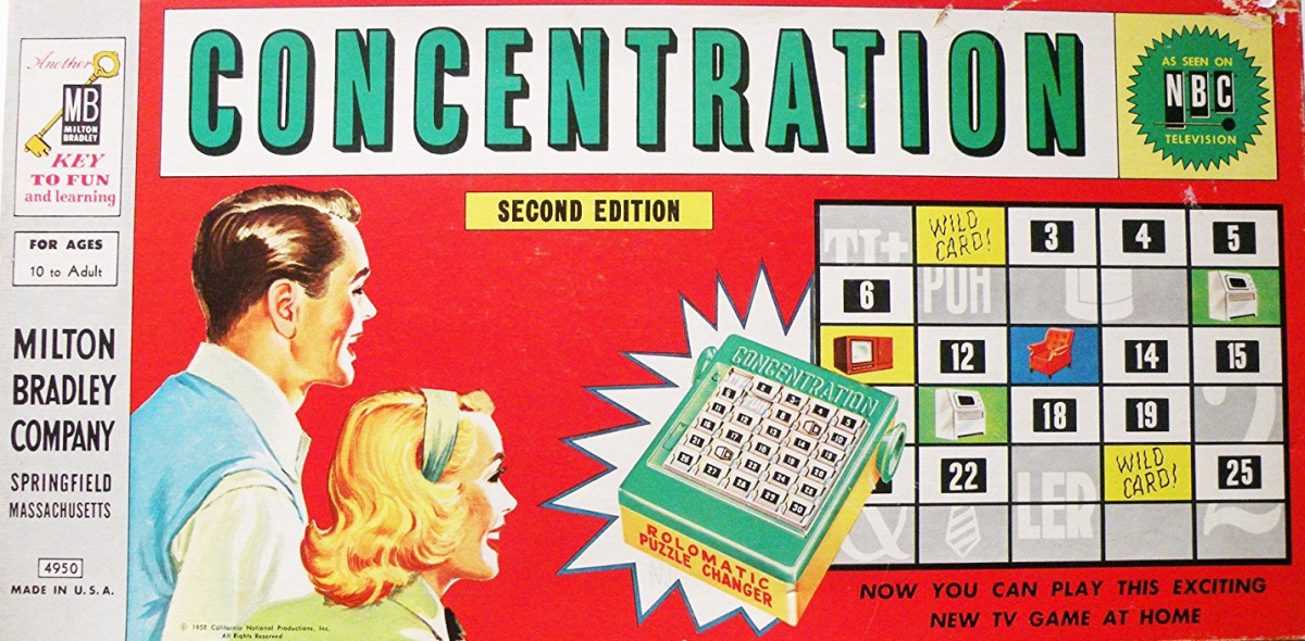 The Concentration box.
