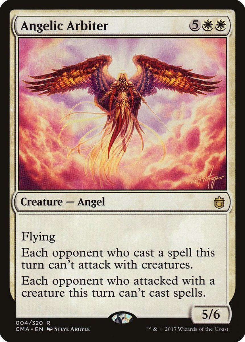 Top 10 Angels in Magic: The Gathering (MTG)