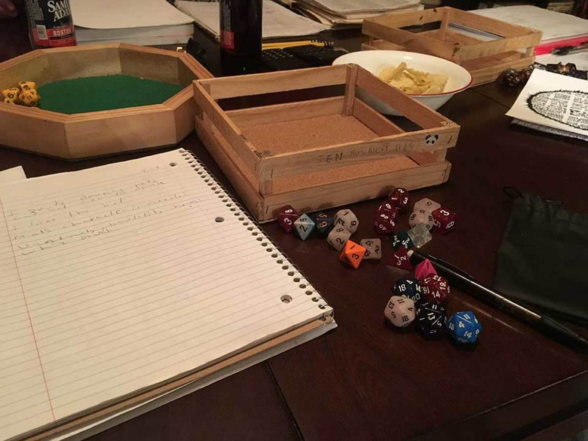 How to Write an RPG Actual Play Blog