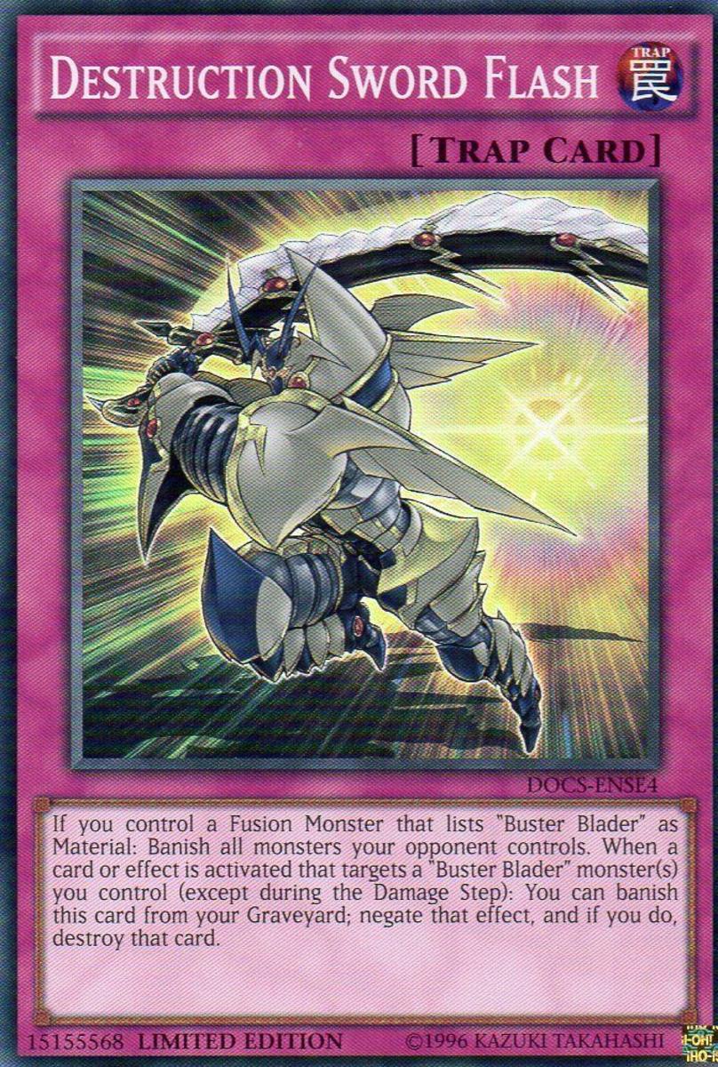 Destruction Sword Flash