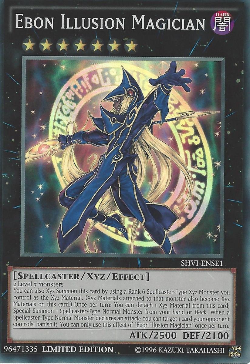 Ebon Illusion Magician