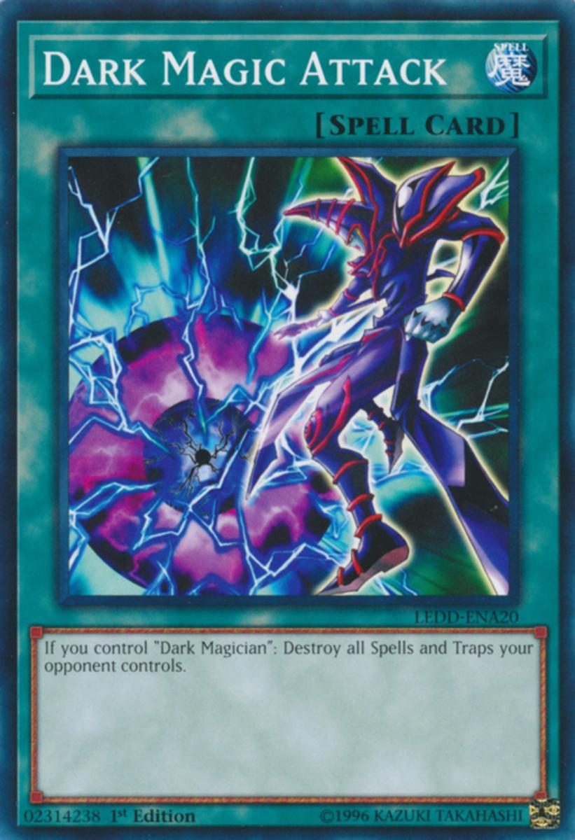 Dark Magic Attack