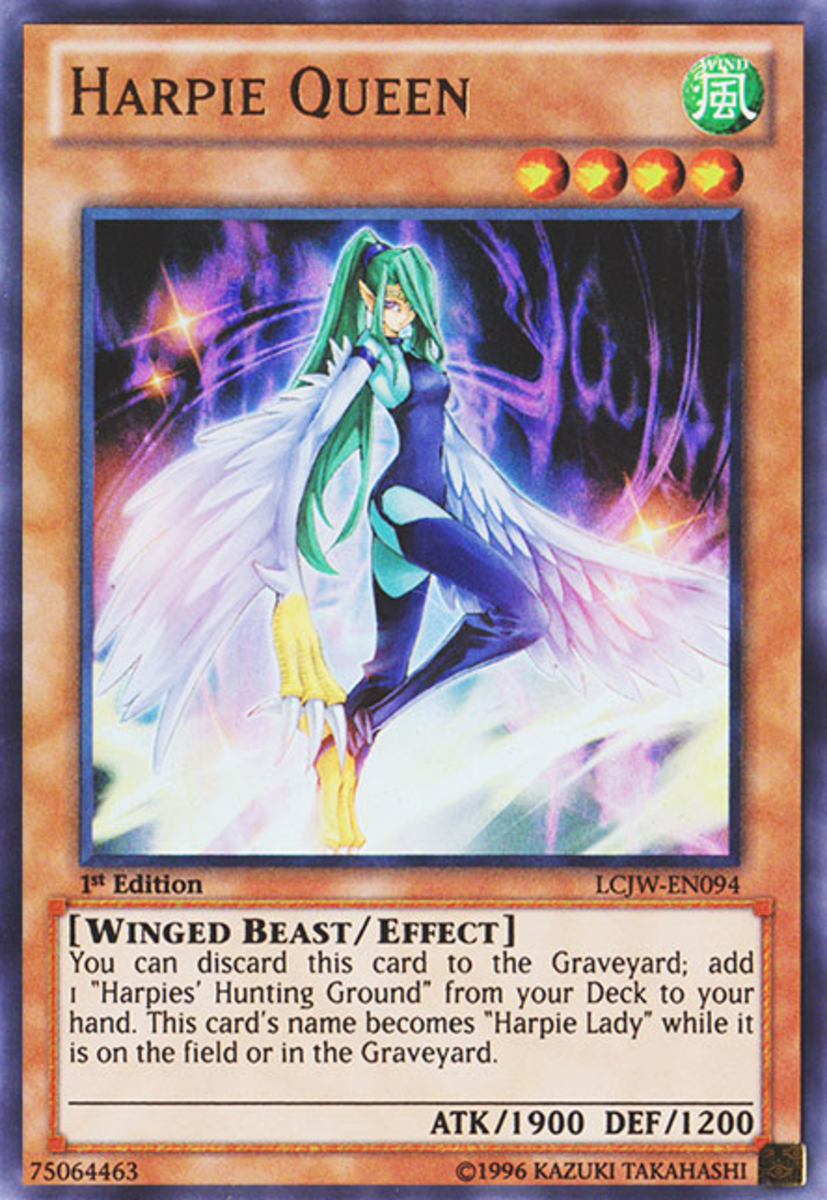 Top 10 Cards You Need for Your Harpie Yu-Gi-Oh Deck