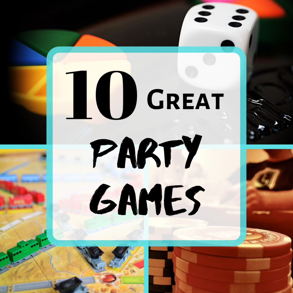 Top 10 Party Games For Game Night Hobbylark