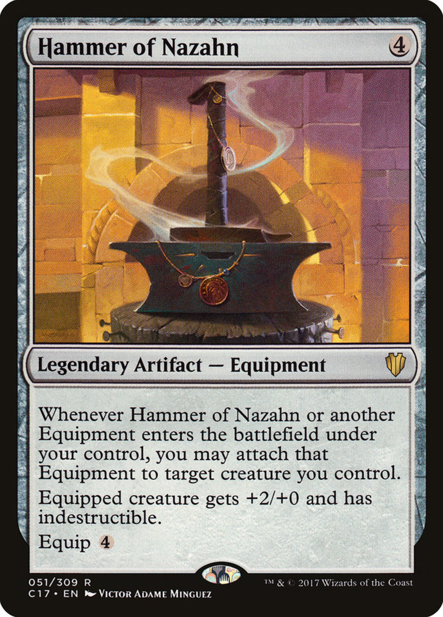 Hammer of Nazahn