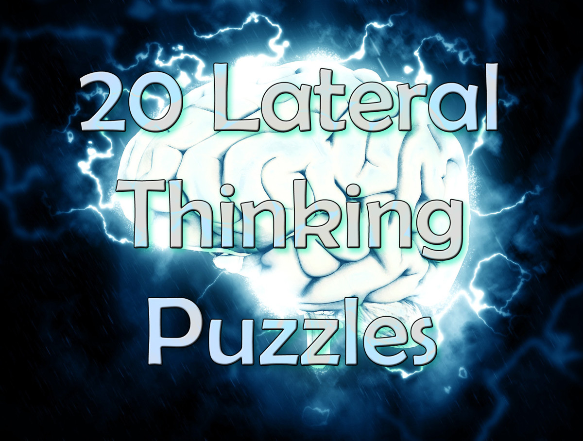 20 Realistic Lateral Thinking Puzzles and Brain Teasers to Flex Your Mind