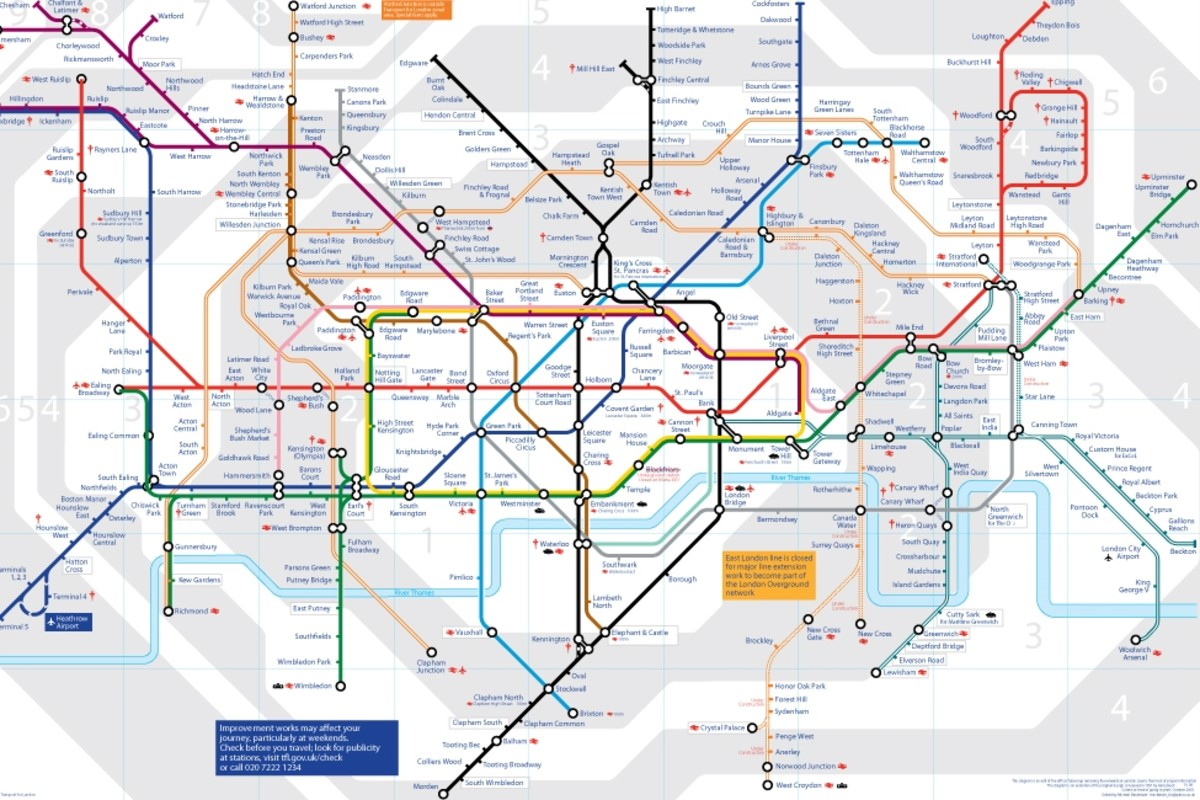 London Underground is played using a geographic location, typically a subway system.