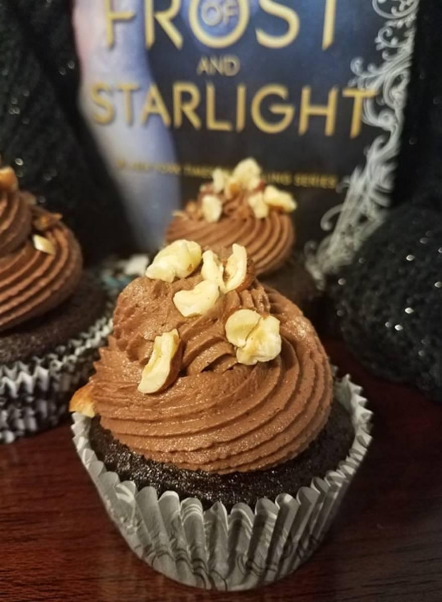 Chocolate Hazelnut Cupcake With Nutella Frosting