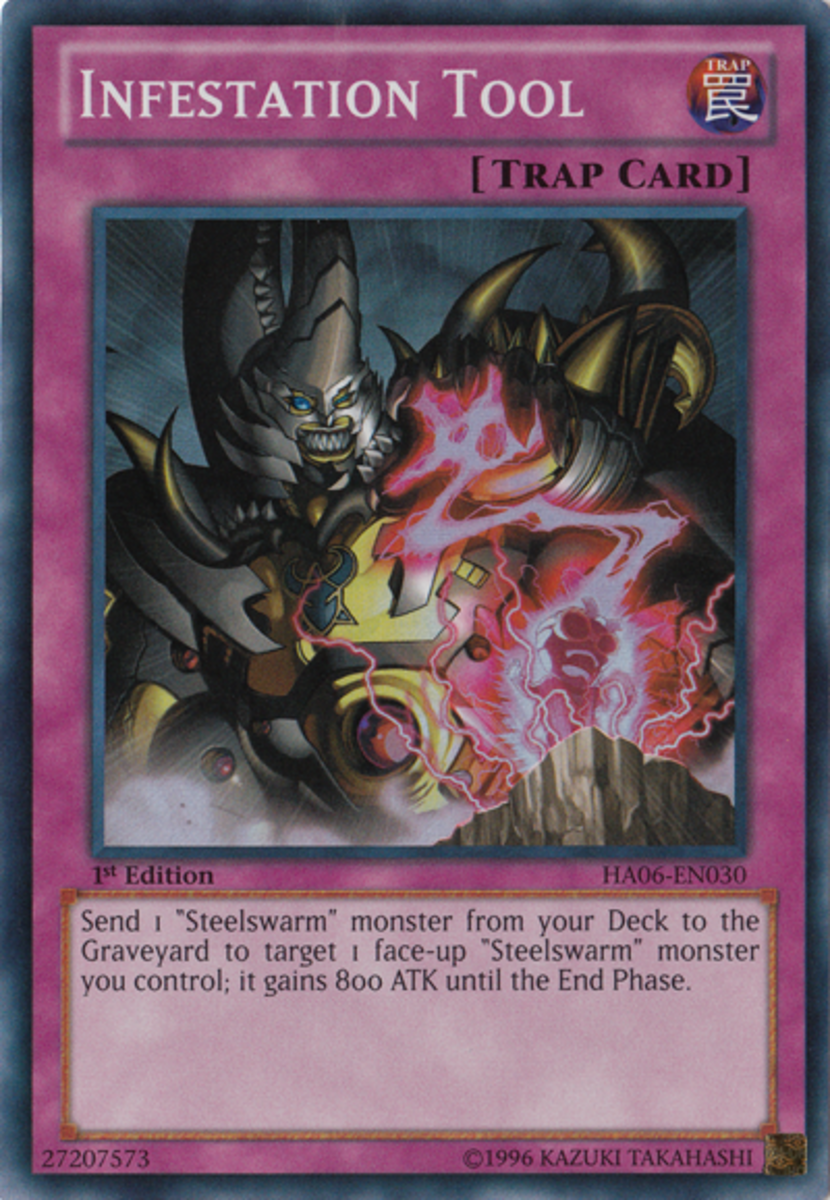 Top 10 Cards You Need for Your Steelswarm/Evilswarm Yu-Gi-Oh Deck