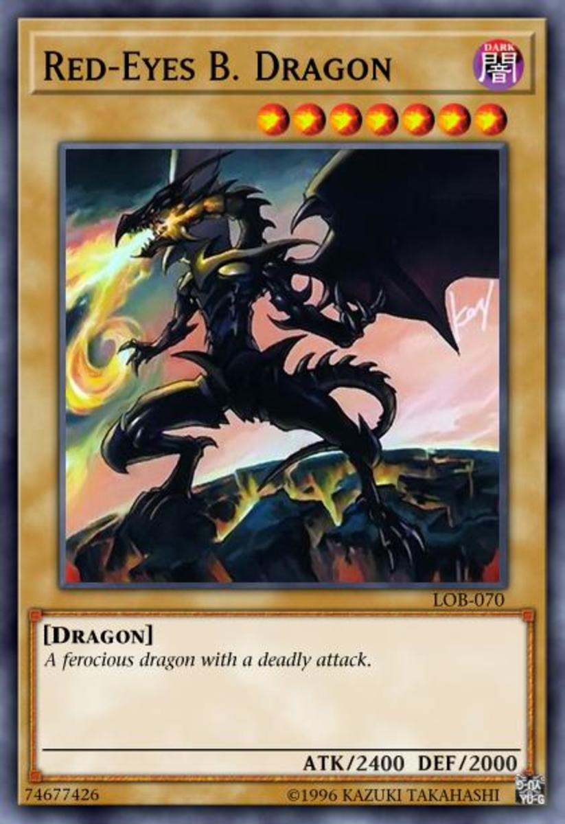Top 20 Cards You Need for Your Red-Eyes Black Dragon Yu-Gi-Oh Deck