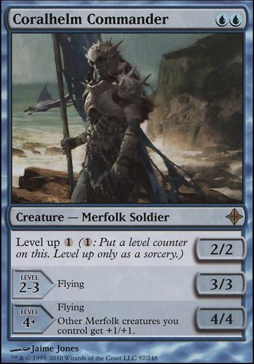Coralhelm Commander