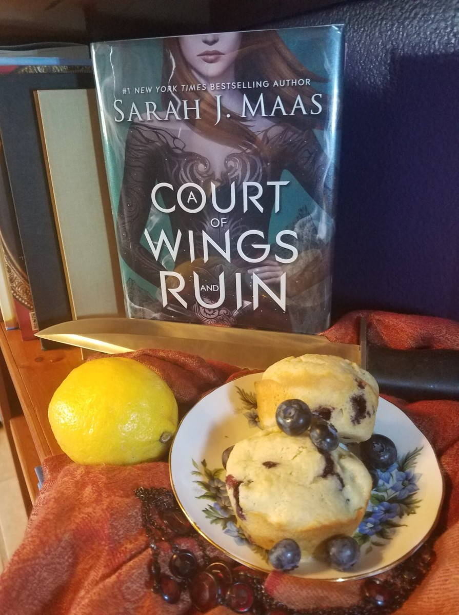 A Court of Wings and Ruin Book Discussion and Recipe