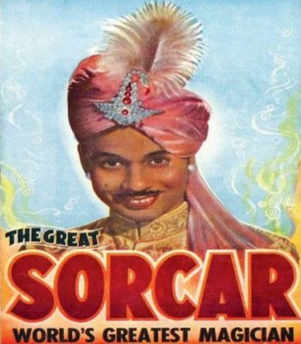 The Great Sorcar: Magician