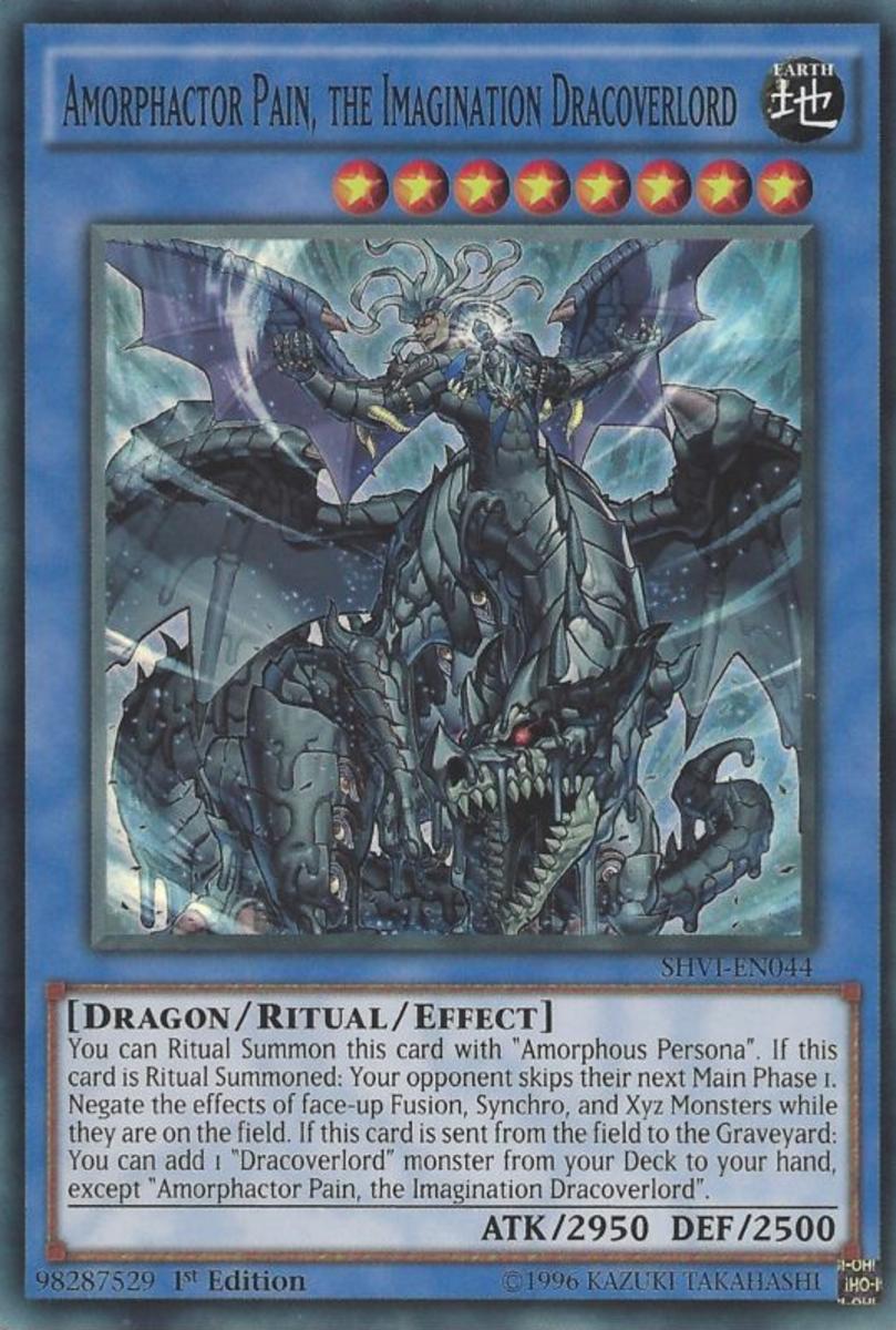 Amorphactor Pain, the Imagination Dracoverlord