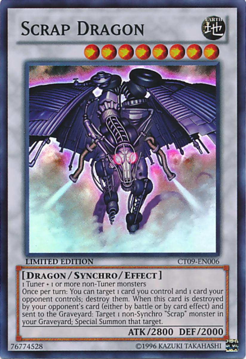 Scrap Dragon