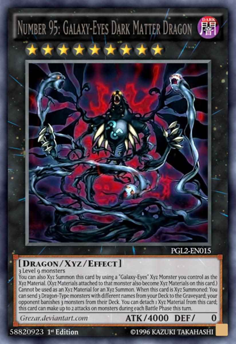 Number 95: Galaxy-Eyes Dark Matter Dragon