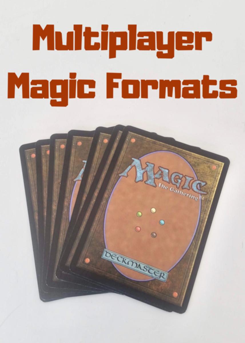 20 Fun Magic the Gathering Multiplayer Formats