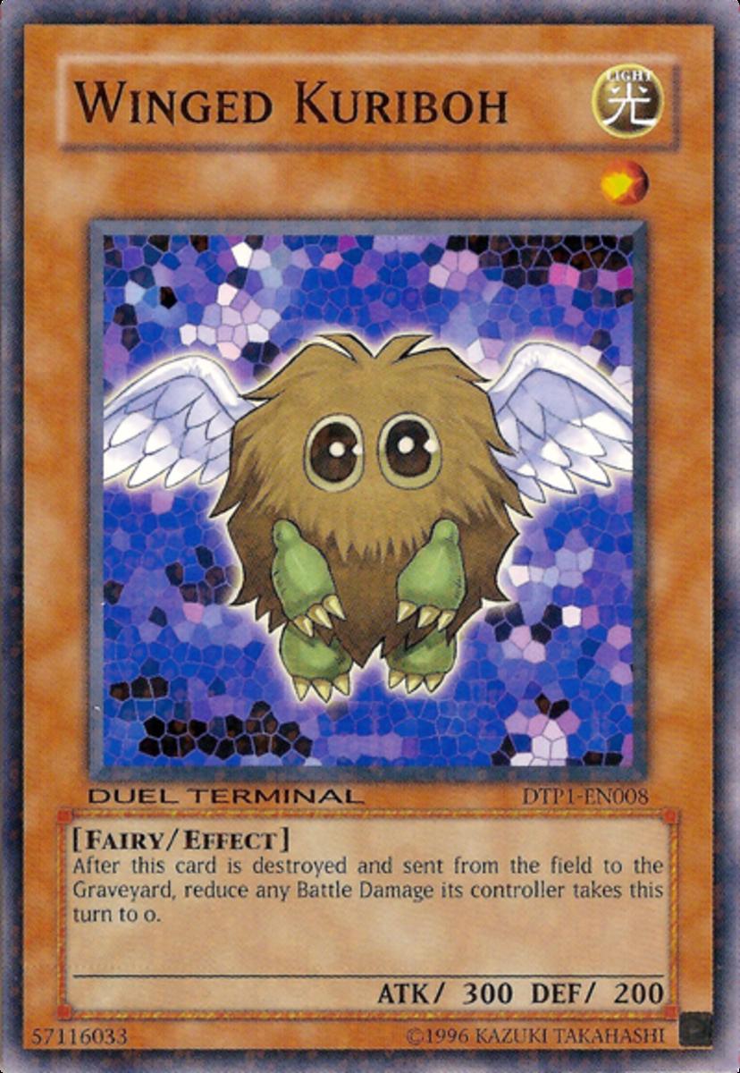 Top 10 Kuriboh Cards in Yu-Gi-Oh