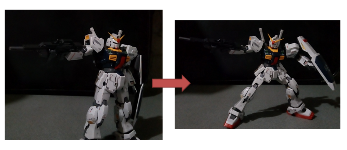 Posing Your Gunpla Without an Action Base