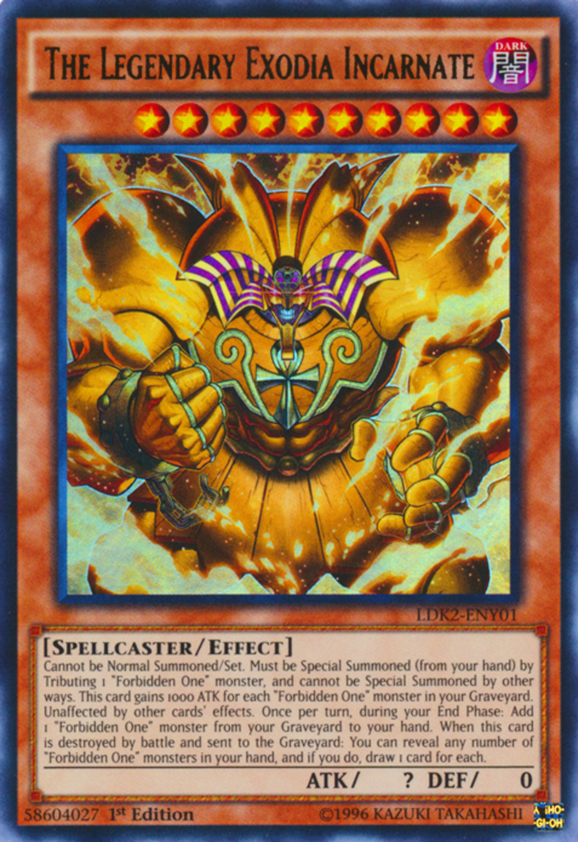 10 More Cards You Need for Your Exodia Yu-Gi-Oh Deck