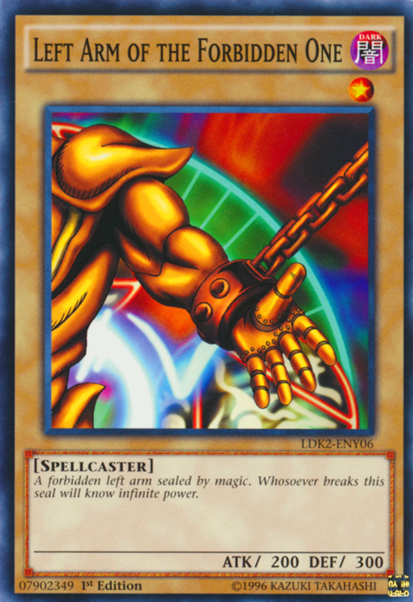 Top 10 Cards You Need for Your Exodia Yu-Gi-Oh Deck | HobbyLark