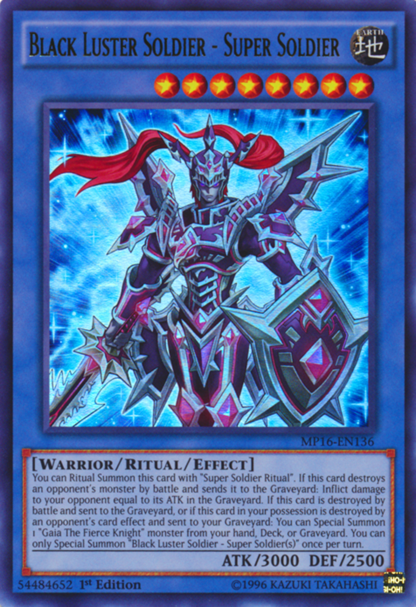 Top 10 Strongest Ritual Monsters in Yu-Gi-Oh