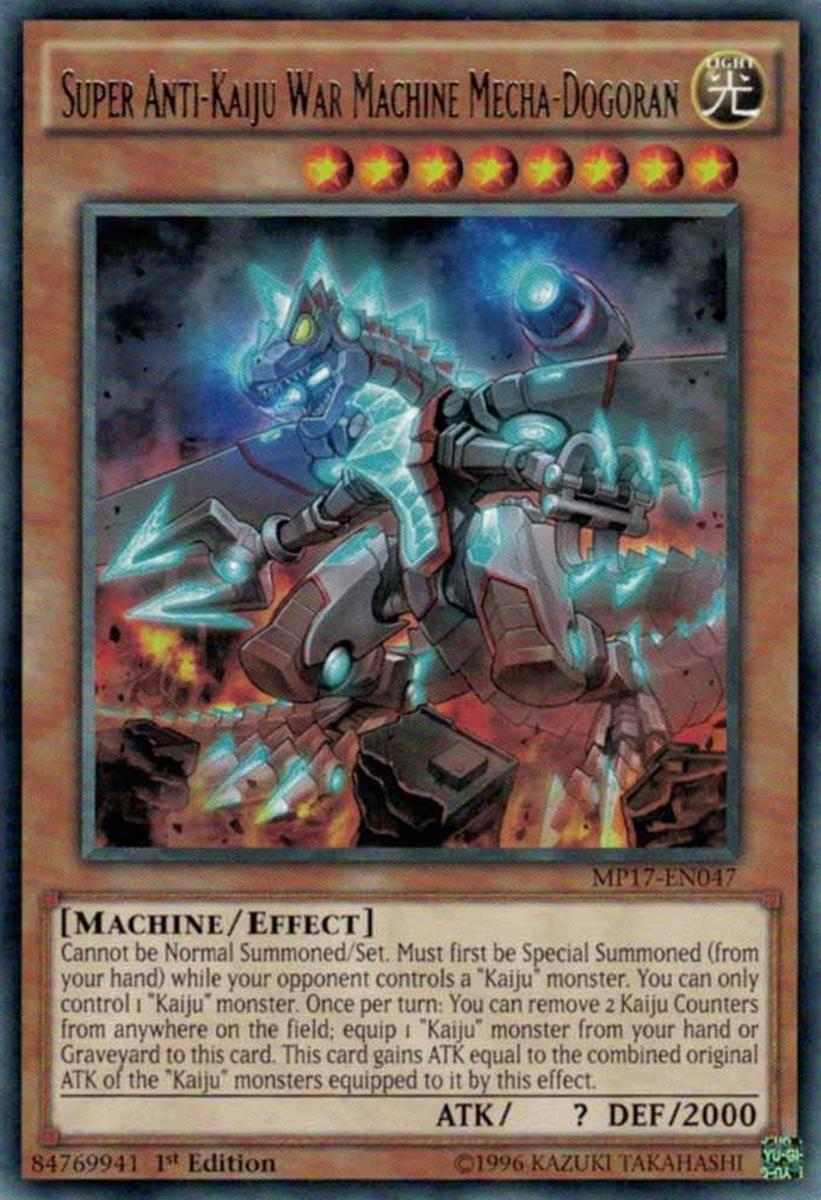 Top 10 Strongest Kaiju in Yu-Gi-Oh