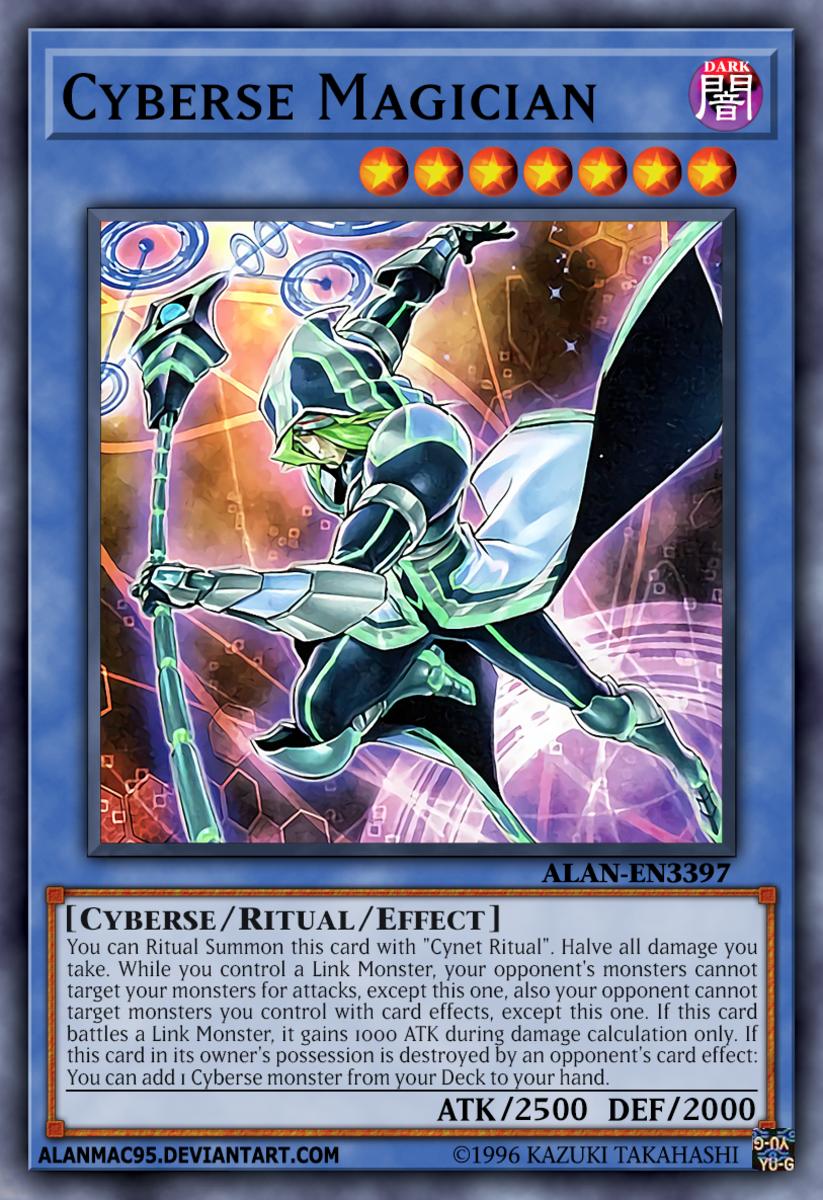 Cyberse Magician