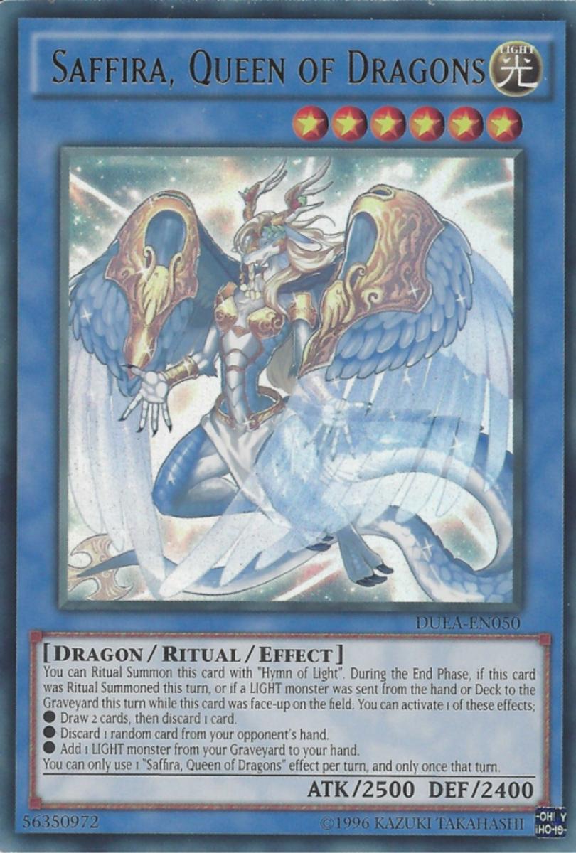 Saffira Queen of Dragons