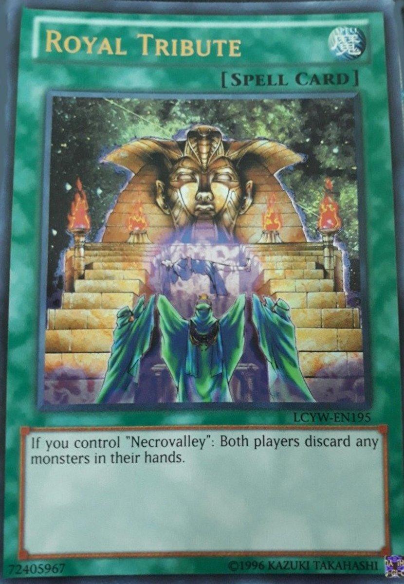 Top 10 Opponent-Discard Cards in Yu-Gi-Oh   HobbyLark