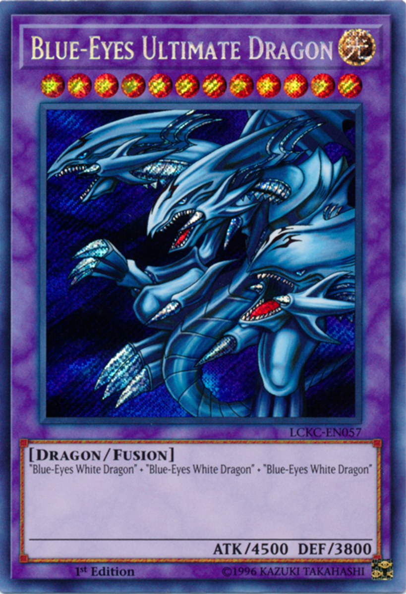 Top 10 Strongest Blue-Eyes Monsters for Your Yu-Gi-Oh Deck