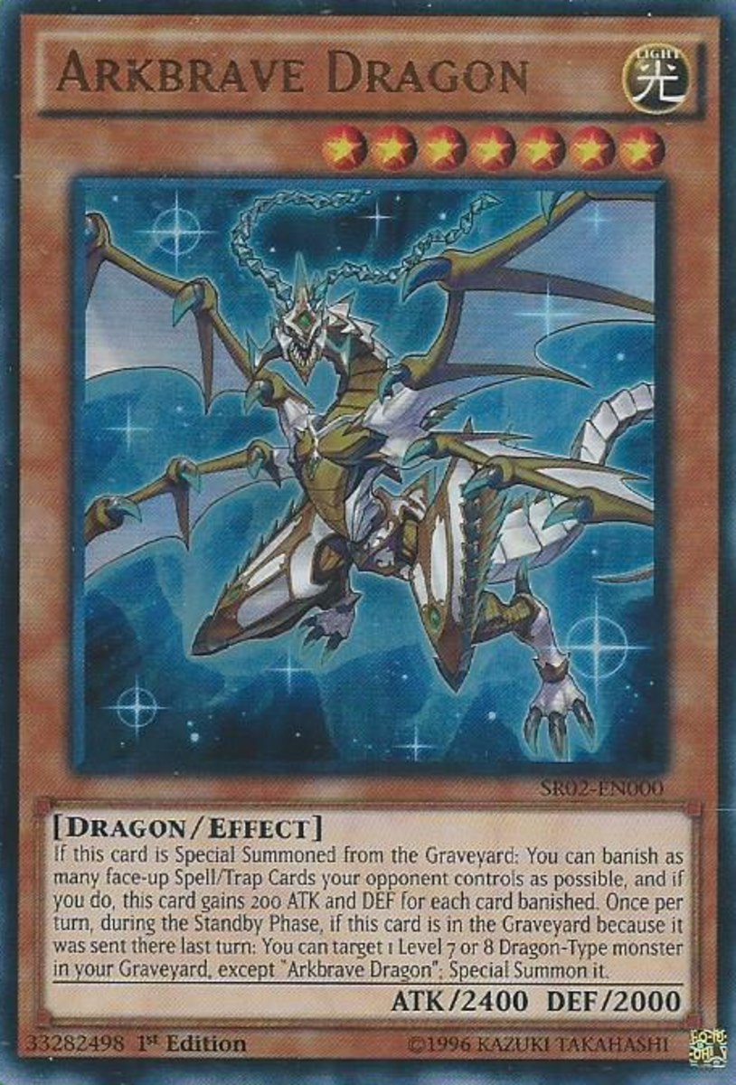 Arkbrave Dragon