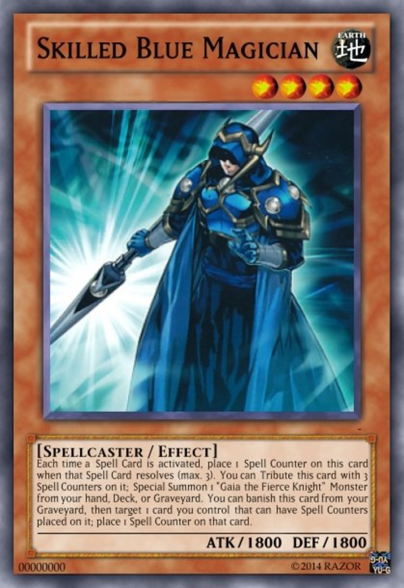 Top 10 Spell Counter Monsters in Yu-Gi-Oh